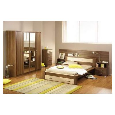 Master bedroom DAFFODIL  Color-Brown