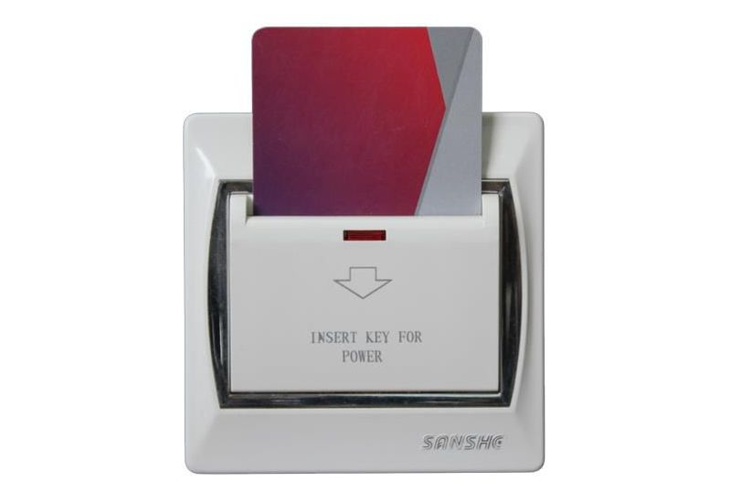Timer Card Switch