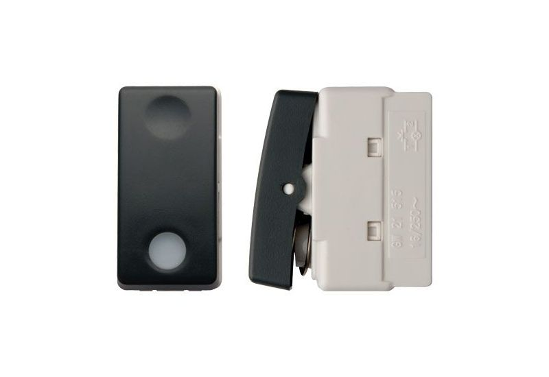 Bell Push Switch with Lamp