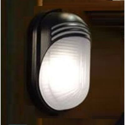 Small Oval Wall Lighting Unit