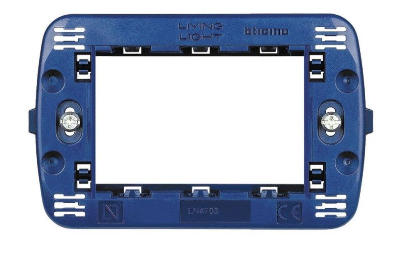 Support Plates With Screws Three Modules
