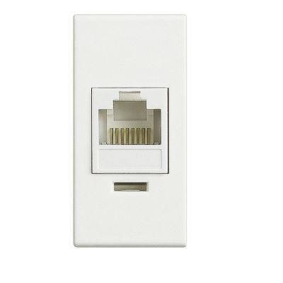 Solida R J45 Data Transmission/telephone Socket