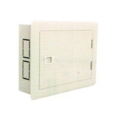 Flush Mounting Metalic Horizontal Panel 12 Modules