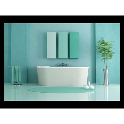 Blue Bathroom set
