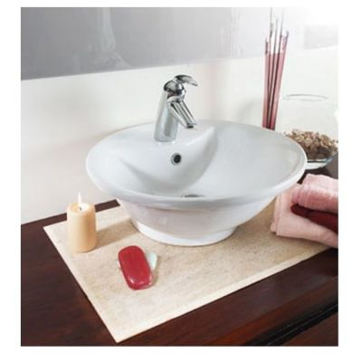 Independent Oval Basin