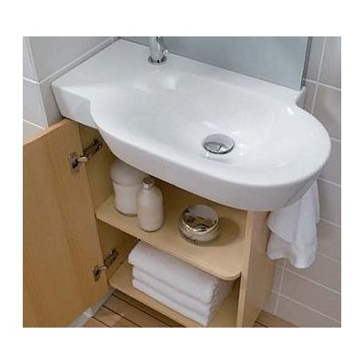 Basin Above Unit